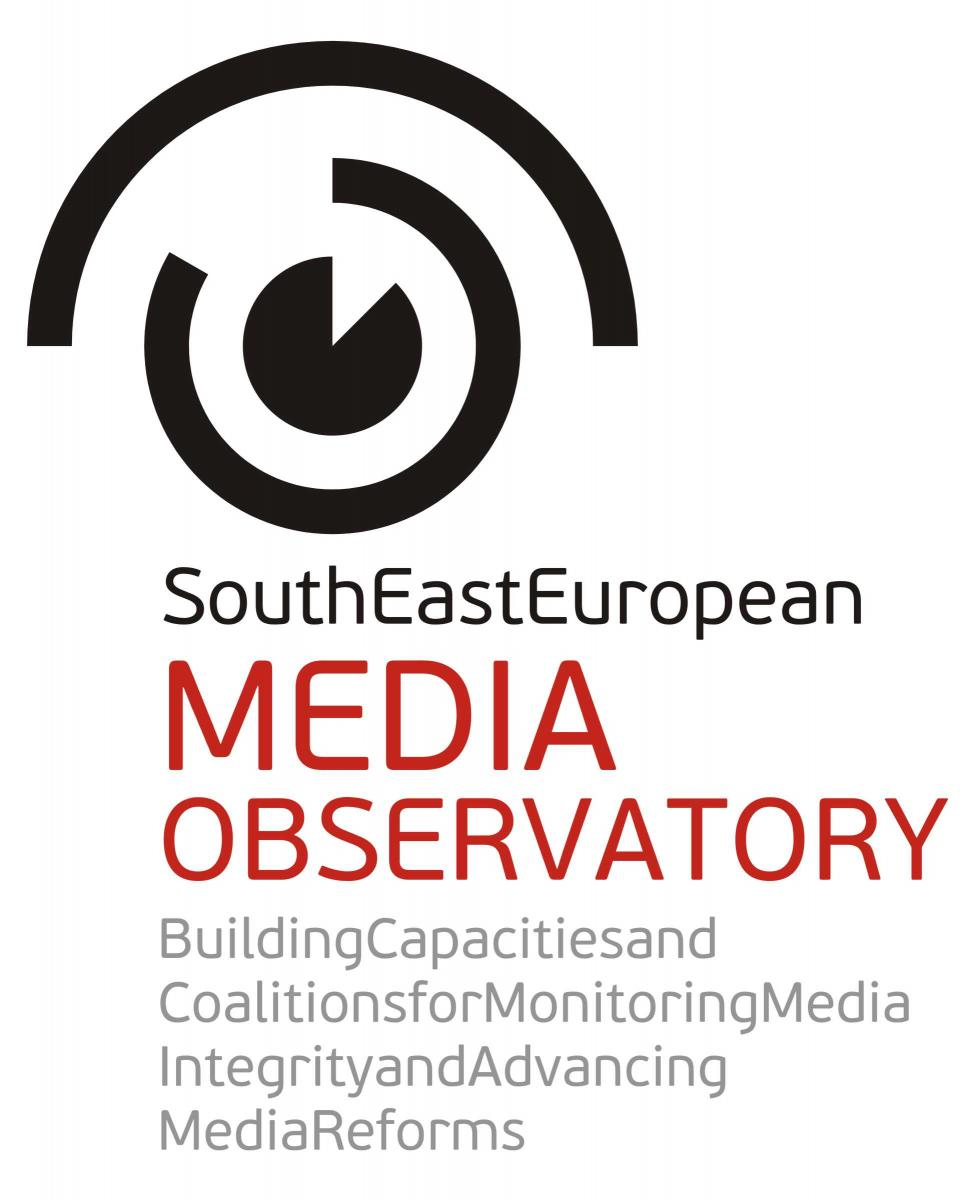 South East European Media Observatory - logo